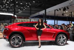 Lamborghini Jeep Price A Lamborghini For The Whole Family Lamborghini Urus Suv