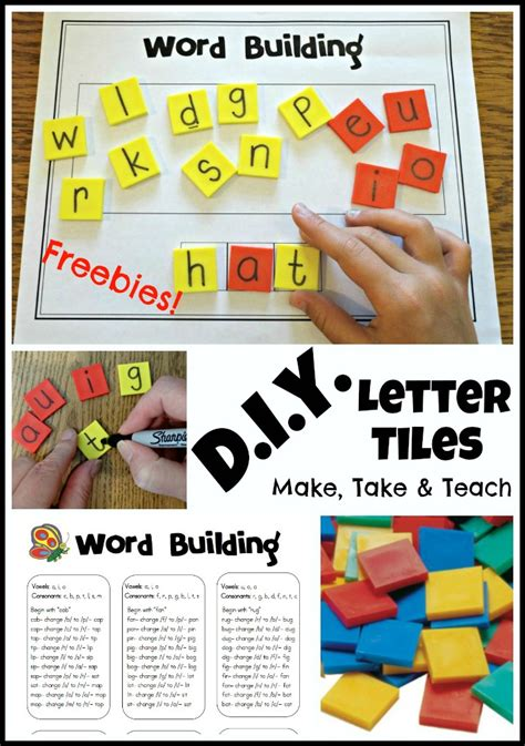 printable word building games 25 fun free ideas for kindergarten word work