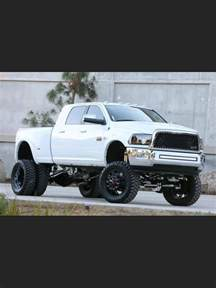 Lifted Dodge Dually Trucks Dually Lifted Trucks Dodge Dodge Rams And