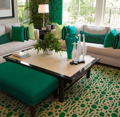 Emerald Living Room by 17 Best Images About Color Trend Emerald Green On