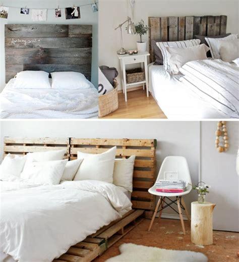 letti con bancali arredare con i bancali in legno 10 idee foto