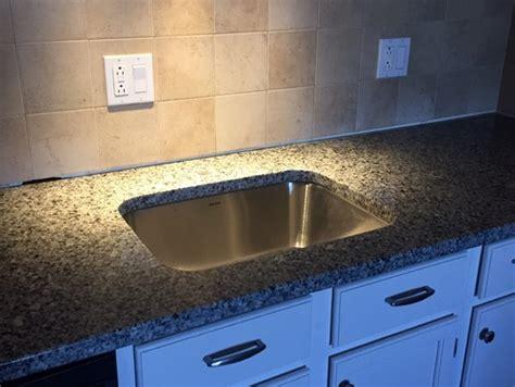 Granite Countertop Filler by Gap Between Backsplash Granite
