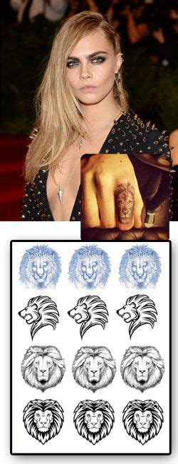 cara delevingne lion tattoo cara delevingne favorites