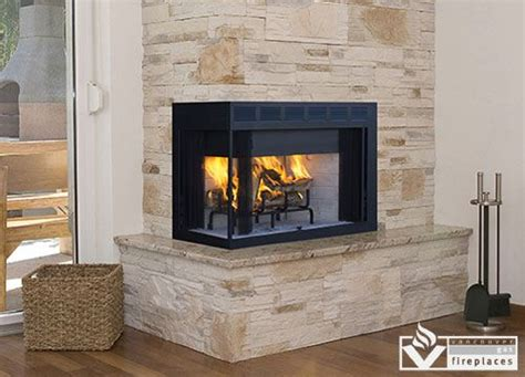 Vancouver Gas Fireplace by 17 Best Ideas About Zero Clearance Fireplace On