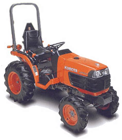 Kubota B7410 Specifications Attachments