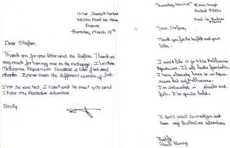 thank you letter sle host family letter to family sle resignation letter for family