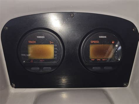 all boat gauges not working yamaha outboard digital gauges the hull truth boating
