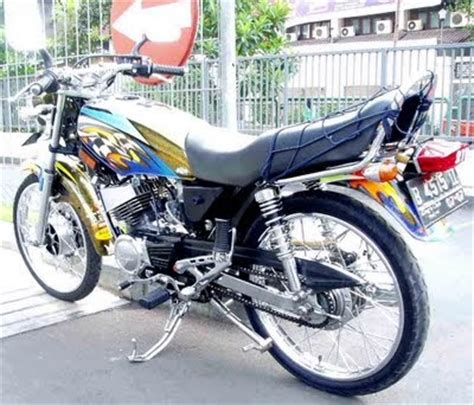 Yamaha Rx King Engine best modifikasi yamaha rx king modifikasi dan spesifikasi