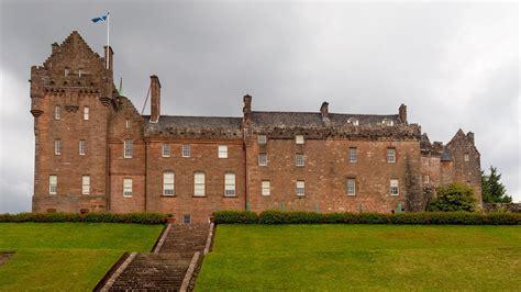 gärten der brodick castle und ihre g 195 164 rten auf der isle of arran