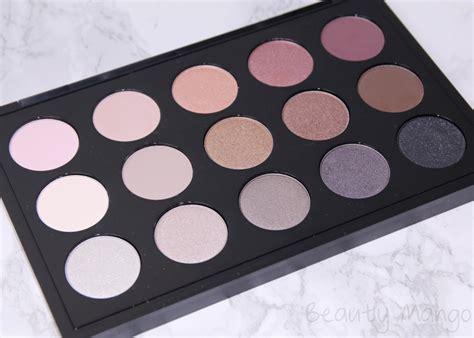 Eyeshadow X15 Cool Neutral mac eyeshadow x 15 cool neutral palette mango