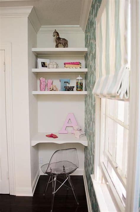 girls bedroom shelving window seats girl rooms and desks on pinterest