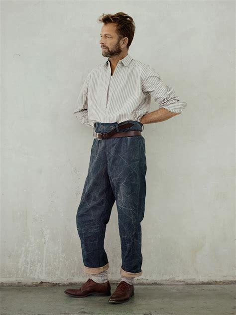 Handmade Mens Clothing - a g nauta couture