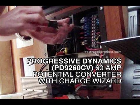 progressive dynamics pd9260cv 60 power converter progressive dynamics pd9260cv 60 amp power converter