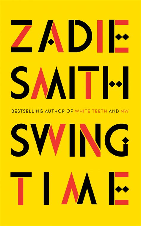 swing time new novels from ali smith and zadie smith coming this year