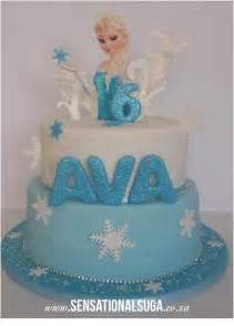 disney frozen elsa cake sensational suga