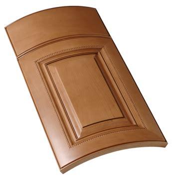 radius cabinet doors curved radius mitered cabinet doors walzcraft