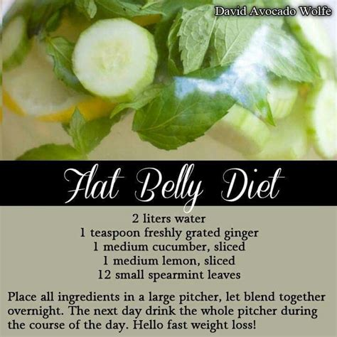 Detox Juice For Flat Stomach by Best 25 Flat Belly Recipes Ideas On Flat