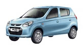 Maruthi Suzuki Alto Price Small Cars Cars Price List India October 2017 Compare