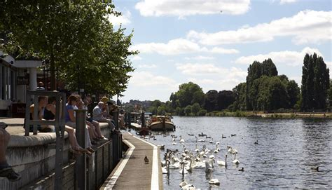 thames river kingston kingston upon thames towns villages in kingston upon