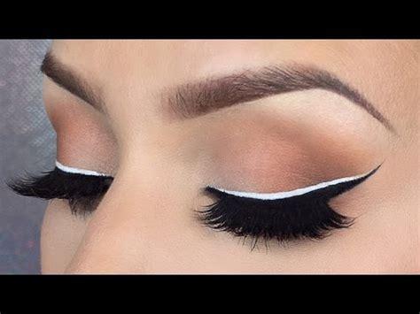 Eyeliner White black white eyeliner tutorial