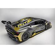 Lamborghini Hurac&225n Super Trofeo EVO Debuts With Improved