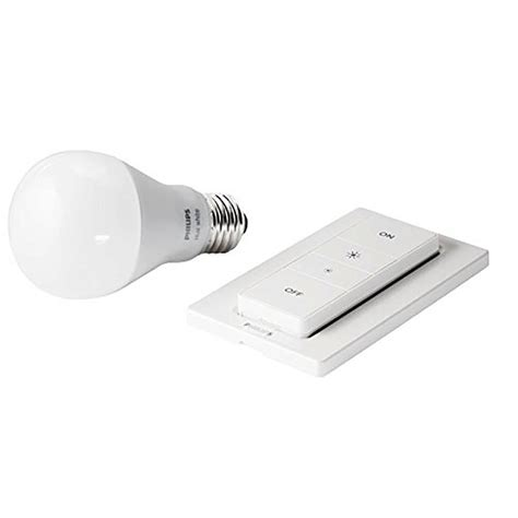 Lu Led Philips 5 Watt philips hue wireless dimmer kit with 9 5 watt hue white