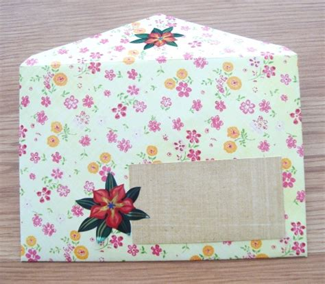 How To Make An Envelope From Scrapbook Paper - scrapbook paper envelopes think crafts by createforless