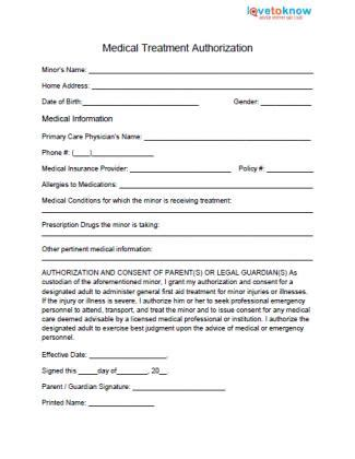 Medical Release Form For Grandparents Templates Free Printable Consent Form For Grandparents Template