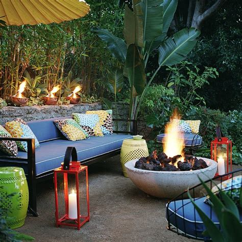 backyard entertaining ideas outdoor entertaining tips from tom delavan popsugar home
