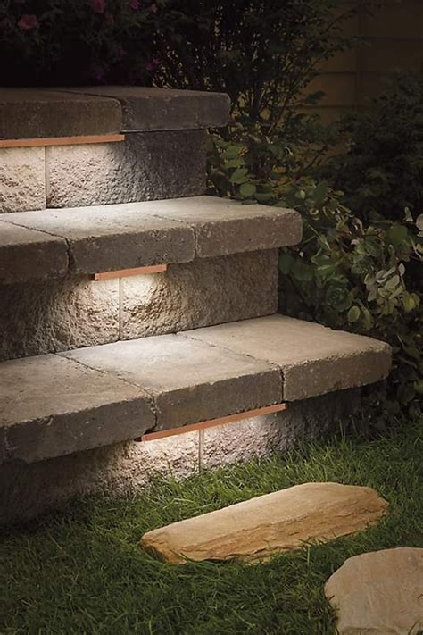 27 Outdoor Step Lighting Ideas That Will Amaze You Outdoor Step Lights