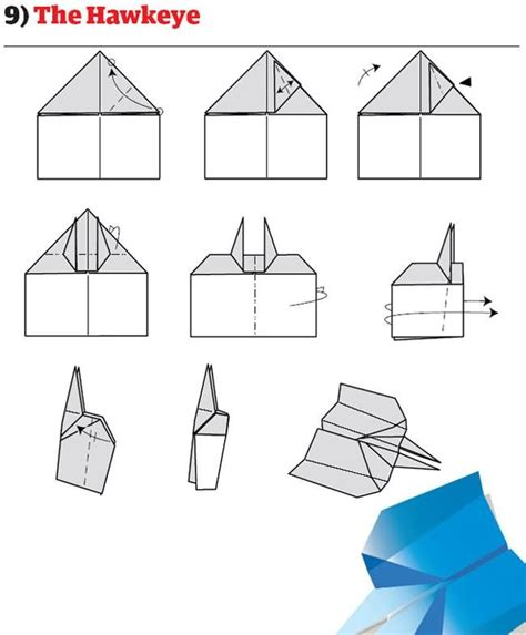 How To Make The Best Paper Jet In The World - 43 best paper planes images on airplanes