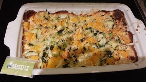 cuisiner butternut gratin gratin courgettes courge butternut et pommes de terre