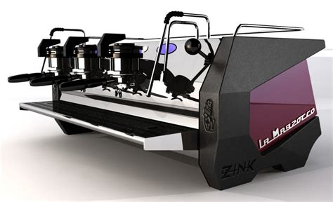 Handmade Espresso Machine - zink design custom espresso machines from