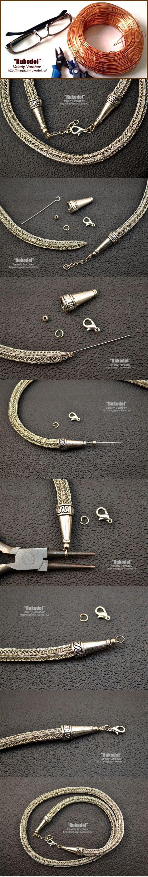 knit tutorial best 25 viking knit ideas on wire weaving