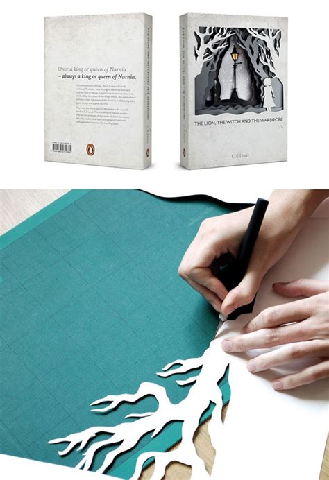 Handmade Book Cover Design - iconic book covers redesigned as handmade artworks