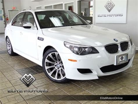 Comfort Access Bmw by Buy Used 08 Bmw M5 Navi Comfort Access In Mundelein