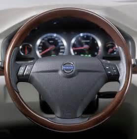 Steering Wheel Volvo 2006 Volvo S80 Wood 3 Spoke Steering Wheel