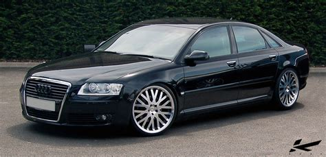 Tuning Audi A8 by Audi A8 Tuning From Project Kahn Car News