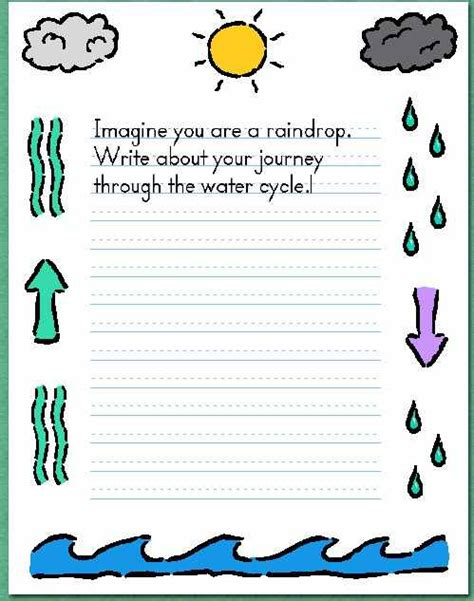 water writing paper raindrop writing template cliparts co