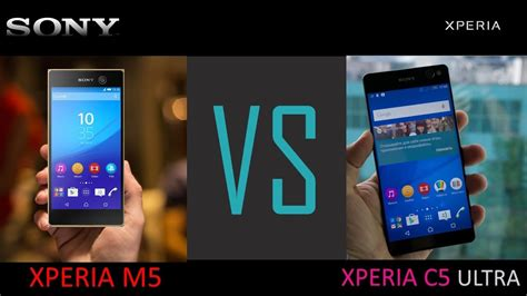 Hp Sony Xperia M5 Ultra sony xperia m5 vs xperia c5 ultra