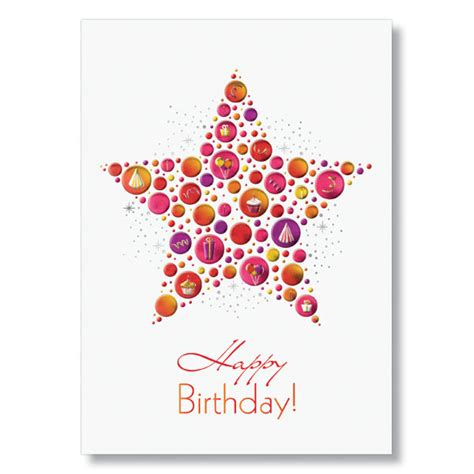 Cards For Birthday Ruby Celebration Birthday Cards For Employee Birthdays
