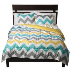 chevron comforter multicolored room essentials target