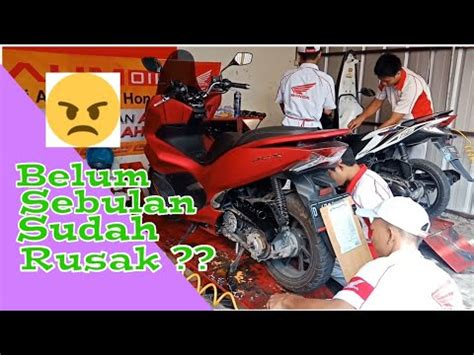 Pcx 2018 Unboxing by Bocah Bawa Motor Doovi