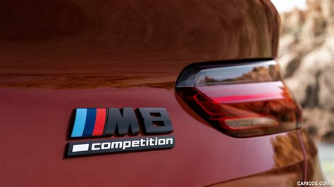bmw  competition convertible badge hd wallpaper