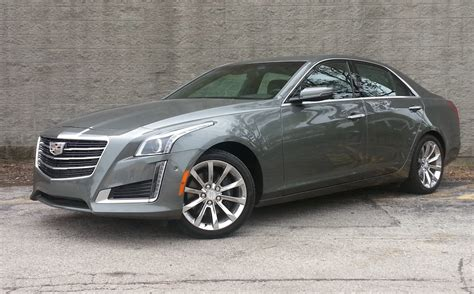 awd cadillac cts test drive 2016 cadillac cts 3 6 awd the daily drive