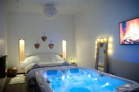 chambre d amoureux l escapade romantique chambre avec spa privatif au nord