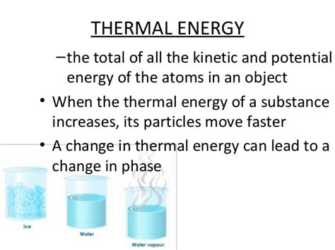 what is section 4 5th grade chapter 14 section 4 what is thermal energy