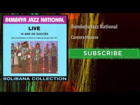 bembeya jazz national camara mousso
