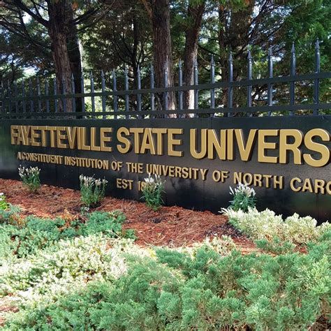 Fayetteville State Mba Tuition by News