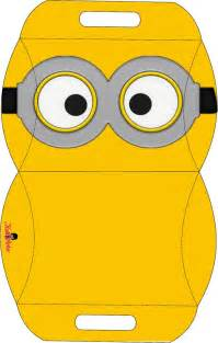 minion favor pillow box minion free engine image